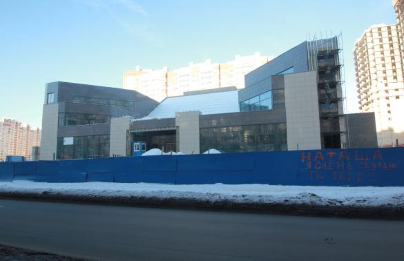 Торговый комплекс, улица Кржижановского