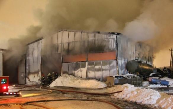 Лиговский проспект, 252, пожар