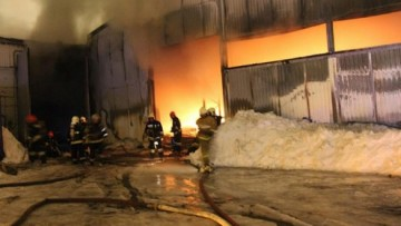 Пожар на Лиговском проспекте, 252