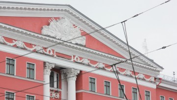 Фасад «Литературного дома»