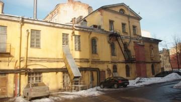 Литейный проспект, дом 56, литера О