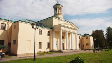 Церковь Святой Марии Магдалины, Павловск