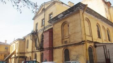 Один из корпусов Мариинской больницы на Литейном проспекте, 52