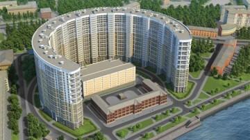 Проект жилого комплекса «Молодежный»