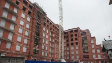 Строительство жилого комплекса «Офицерский»