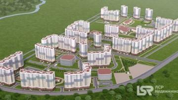 Жилой комплекс «Новая Охта». Проект
