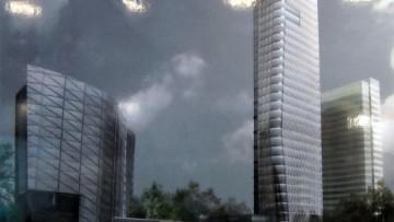 Высотки на улице Тельмана, проект