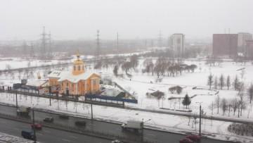 Парк «Малиновка», церковь