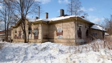 Павловское шоссе, 9, Ольгинский детский приют трудолюбия, жилой дом