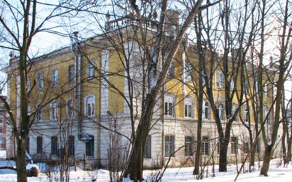 Санкт-Петербургский проспект, 22, Административный комплекс