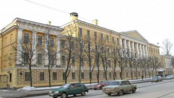 Константиновское училище на Московском проспекте, 17