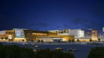 Проект торгового комплекса «Голливуд»