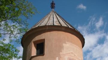 Пиль-башня в Павловске