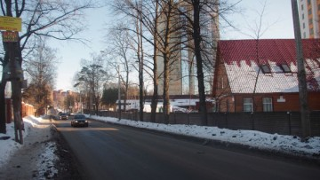 Поклонногорская улица