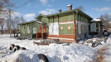 Спортивная улица, 5, Ольгинский детский приют трудолюбия, жилой дом