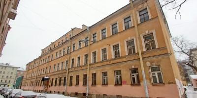 Стрельнинская улица, дом 11