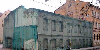 Стрельнинская улица, дом 13