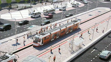 Трамвай на Садовой, проект