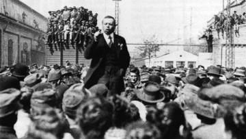 Венгерский коммунист Бела Кун
