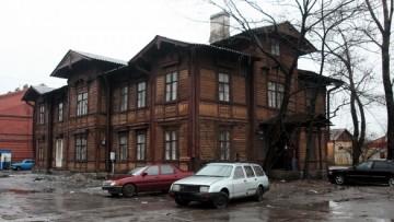 Жилой дом при Варшавском вокзале