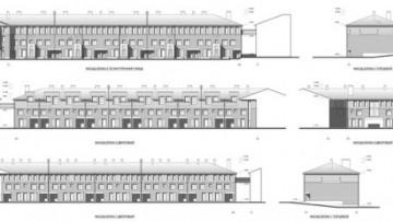 Проект жилого дома в Кронштадтской крепости