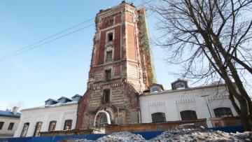 Певческая водонапорная башня