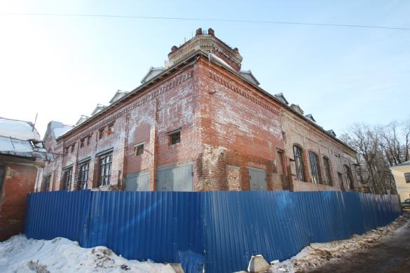 Певческая башня в Пушкине, реставрация