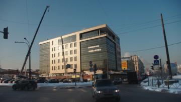 Бизнес-центр на Магнитогорской улице и Энергетиков