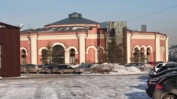 Круглое депо, Варшавский вокзал