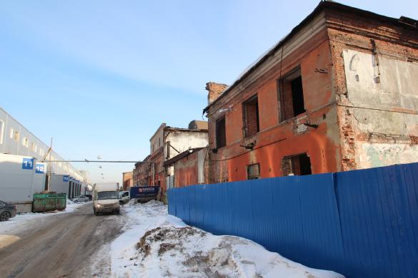 Исторические здания, Варшавский вокзал