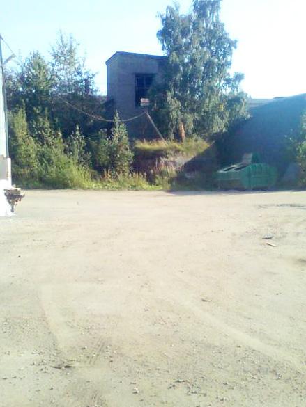Дот на Южном шоссе времен Великой Отечественной, территория Фарфорового завода