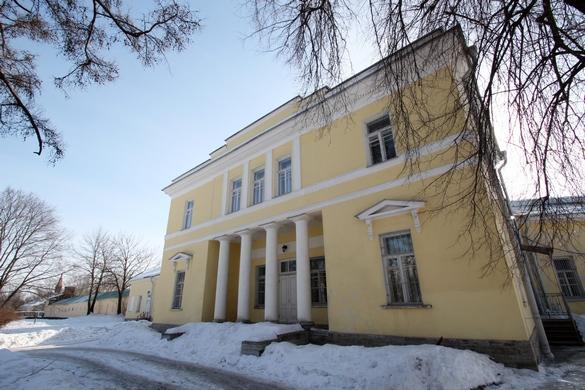 Дворцовые теплицы, Пушкин, квартиры садовников