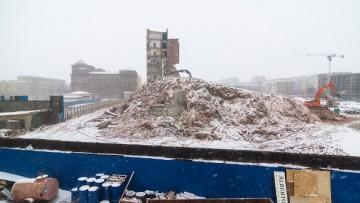 Здание «Электросилы» на Московском