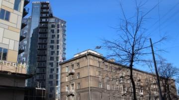 Высотный жилой комплекс «Космос»