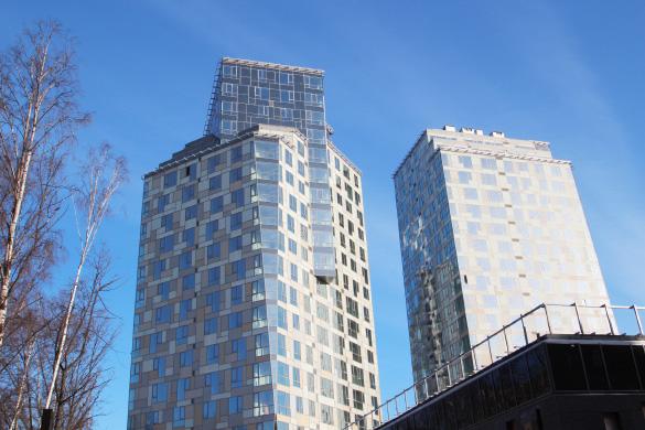 Высотный жилой комплекс на проспекте Юрия Гагарина, 7