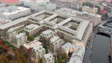Проект реконструкции Военно-транспортного университета на Мойке