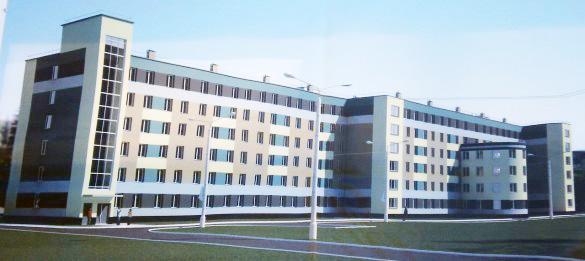 Проект нового кампуса Политеха на улице Хлопина