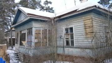 Коммунаров 76, деревянный дом