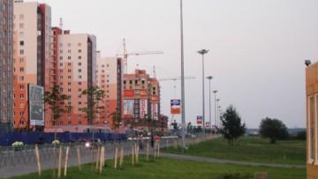 Кудрово, Ленинградская улица