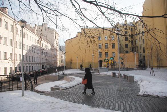 Сквер Маневича