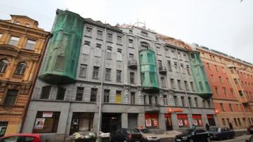 Дом Васильева 12-й Красноармейской, 3, строительство мансарды
