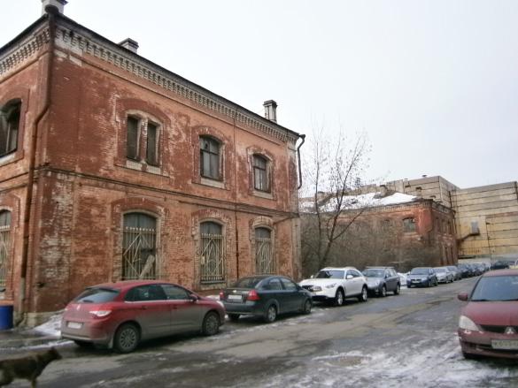 Дореволюционное здание. Обводный канал, 118