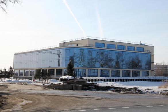 Офисное здание на Петербургском шоссе