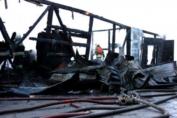 Пожар на Митрофаньевском шоссе, 22