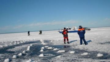 Отлов рыбаков на Финском заливе