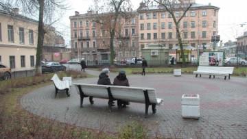 Звенигородский сквер