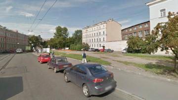 Сквер на улице Комсомола, 23