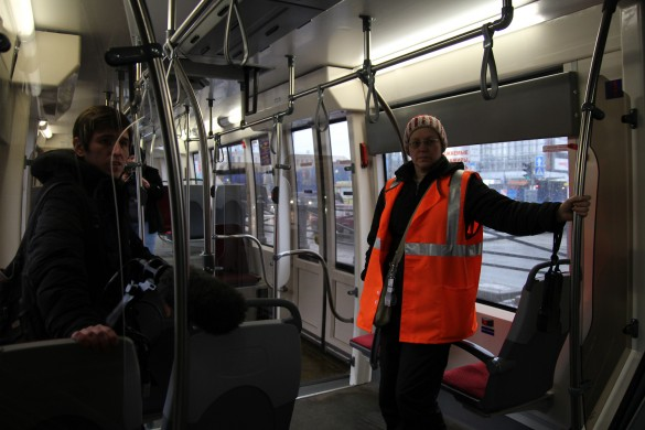 Челночный трамвай