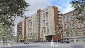 Проект жилого дома на Выборгской улице, 5