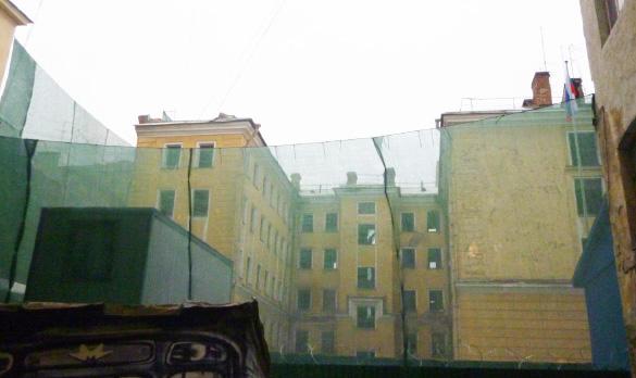 Снос на Загородном, 19, здания под снос